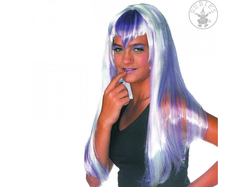 Purple Chill - karnevalová paruka D