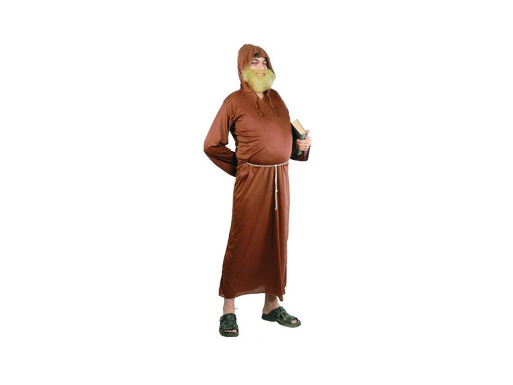 Mnich - kostým  pánský karnevalový kostým