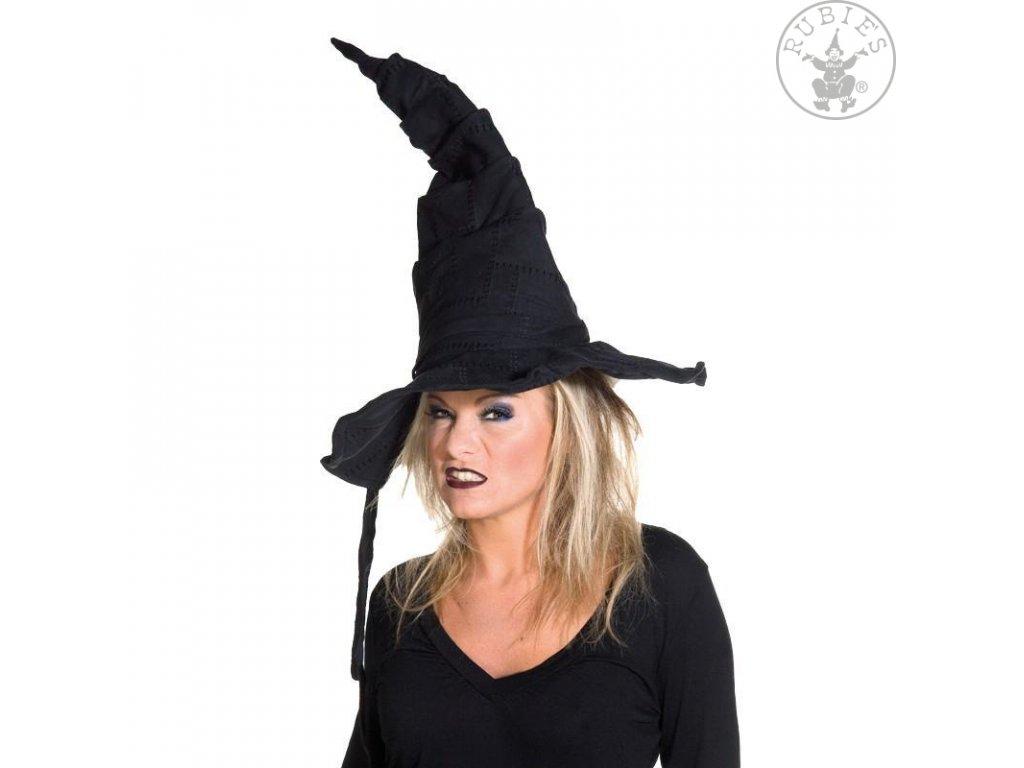 Hexenhut Flicken  dámský čarodějnický klobouk