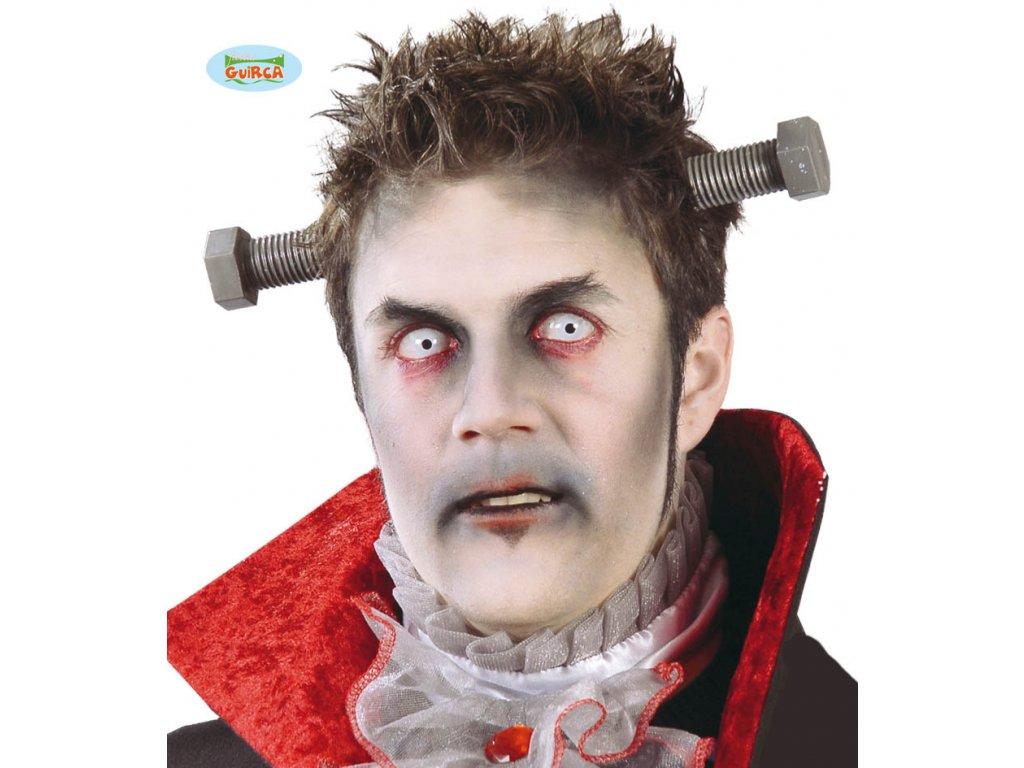 Šroub v hlavě se sponou  Halloween