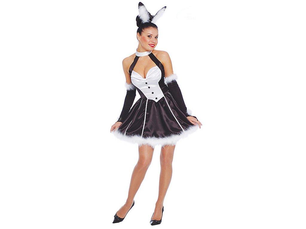 Sexy zajíček  D  dámský karnevalový kostým