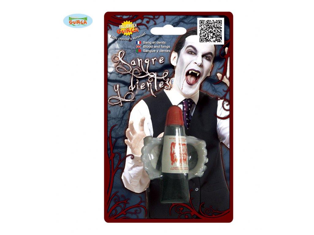 Vampir set  Halloween