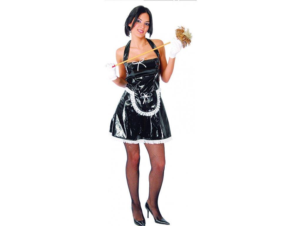 Pokojská - sexy kostým - D  dámský karnevalový kostým