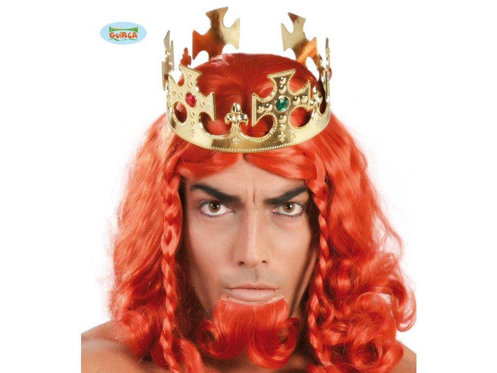 Královská koruna plast