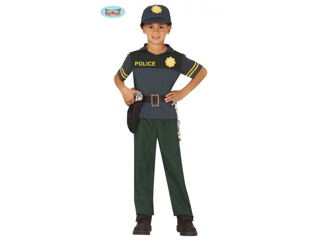 Policista dětský kostým  Police child costume