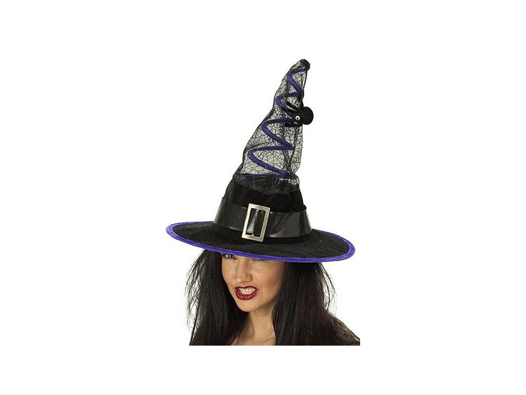 Čarodějnický klobouk - pavouk D