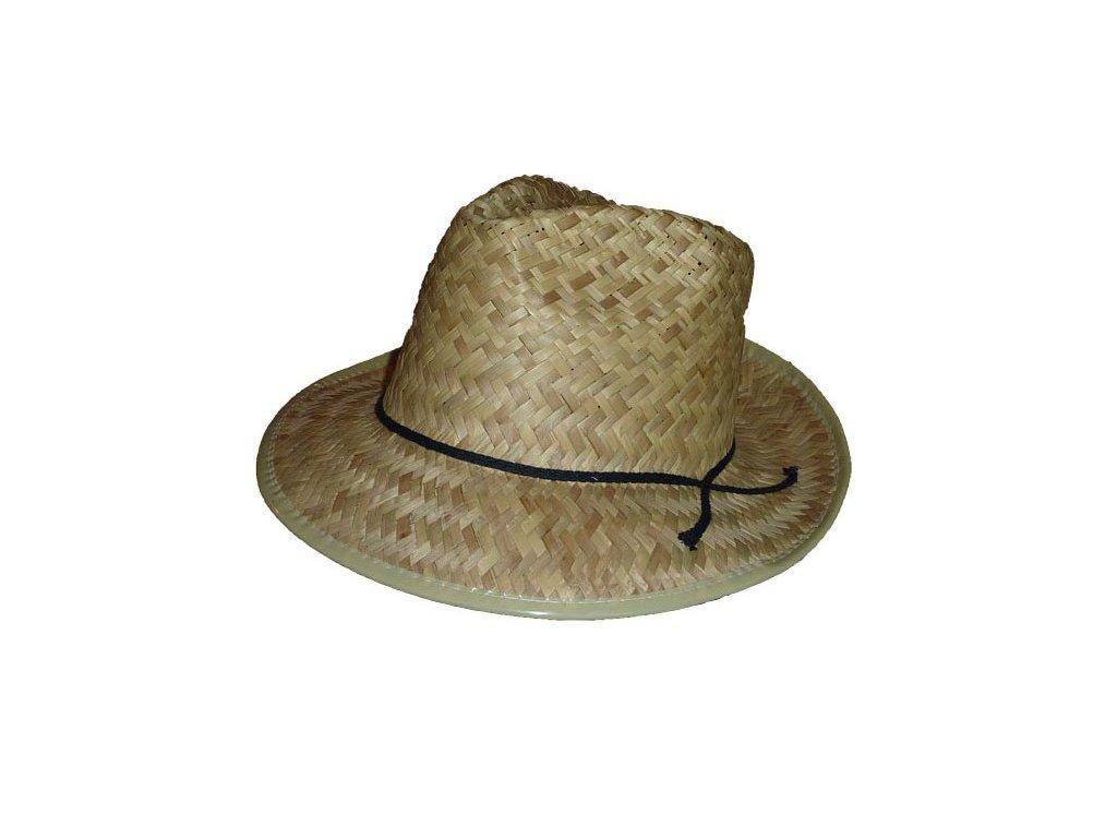 Slaměný klobouk zahradnický D