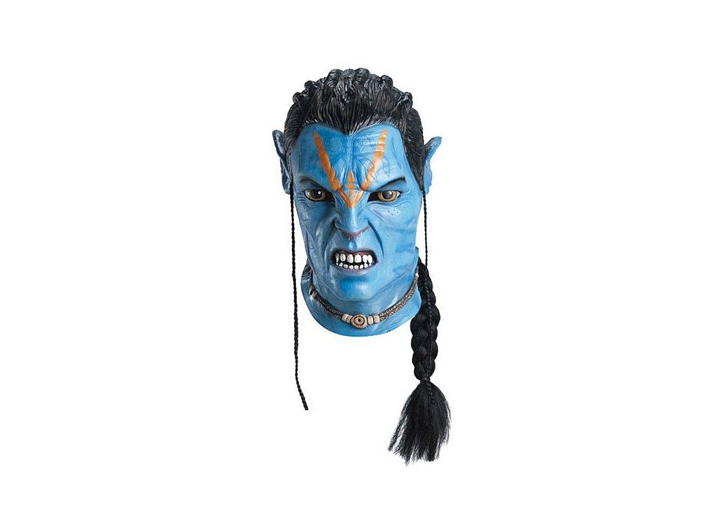 Avatar Jake Sully - celohlavová maska - licence D