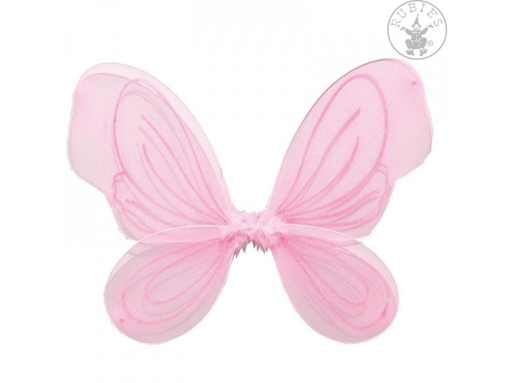Křídla motýl 36 x 49 cm