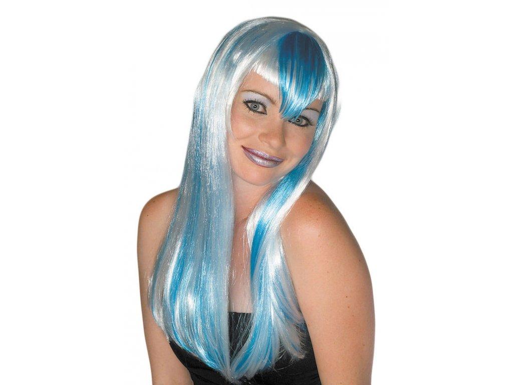 Blueberry Ice - karnevalová paruka D