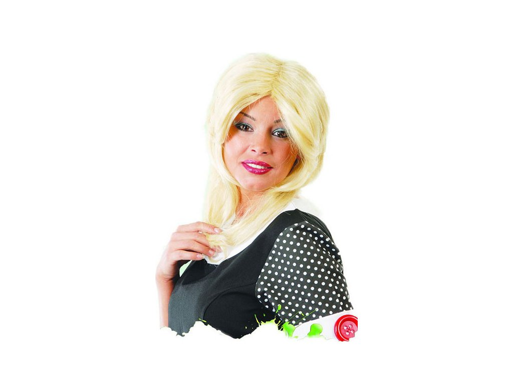 Paruka Natali blond D