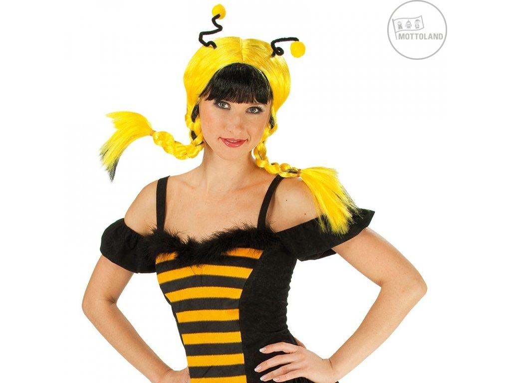 Bee Mine Wig - karnevalová paruka D