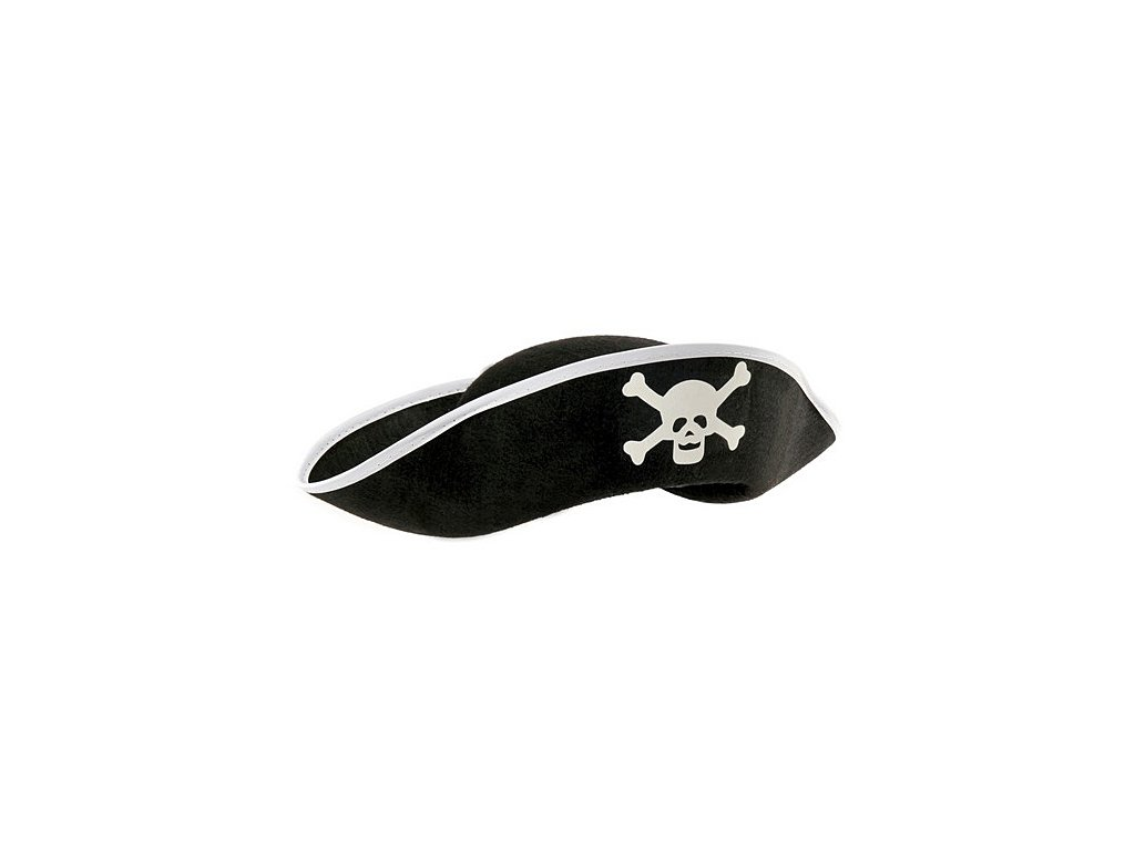 Pirát klobouk NEW vel. 59