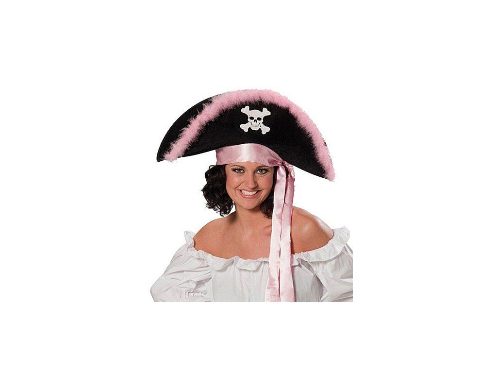 Pirátka pink D