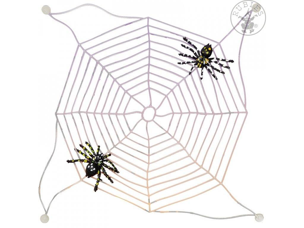 Pavouci se sítí  Halloween