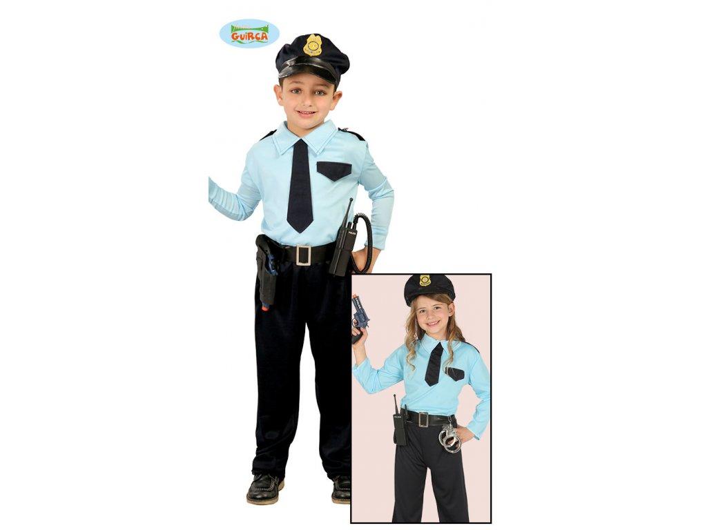 Kostým policista  Child police costume