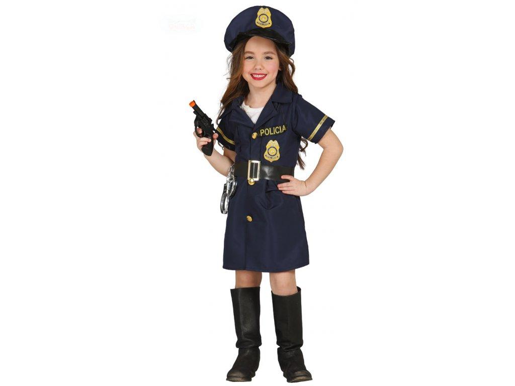 Malá policistka - kostým