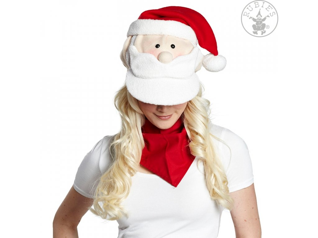 Čepice veselý santa  D