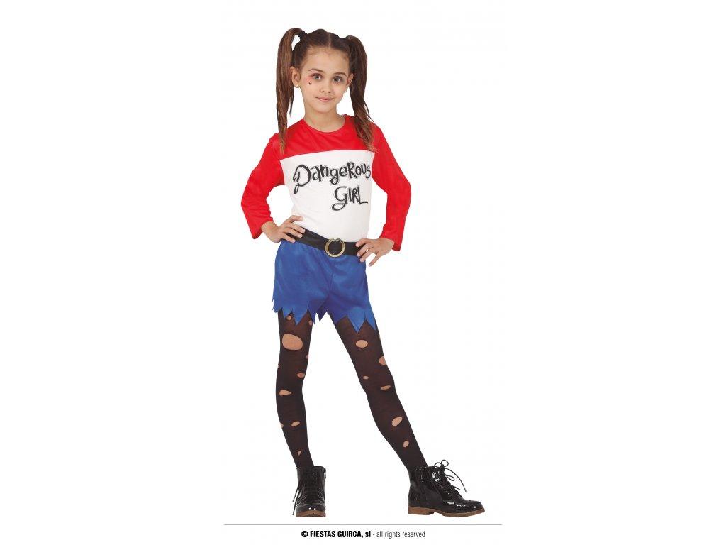 Harley Quinn kostým dětský