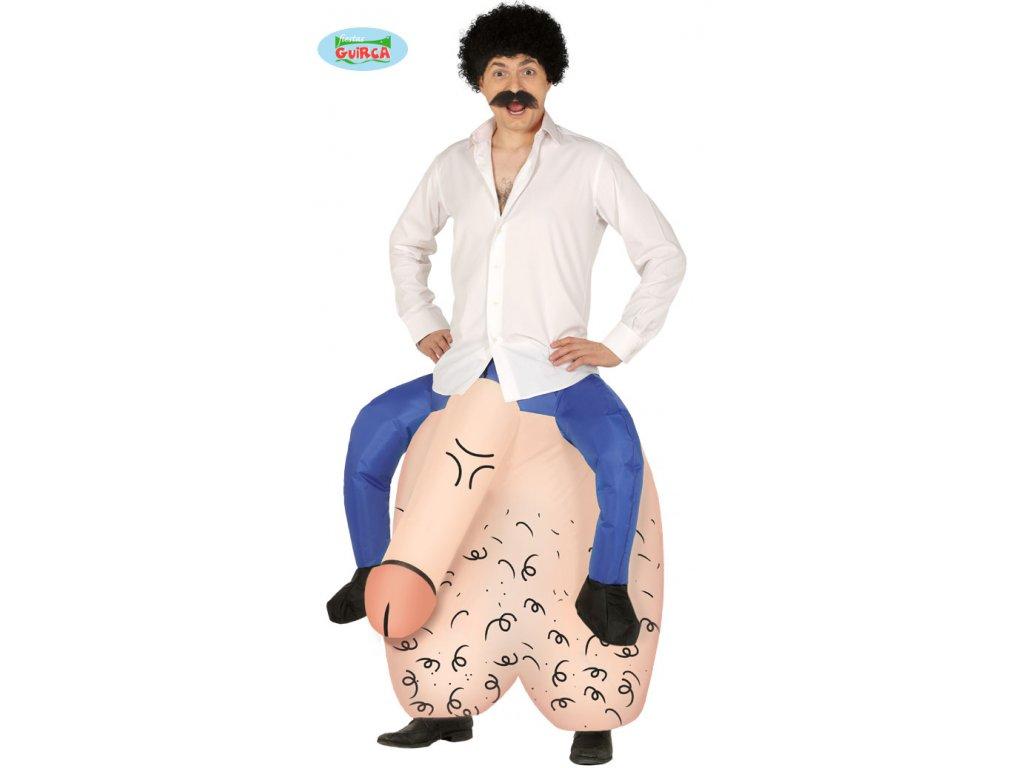 Nafukovací pánský kostým