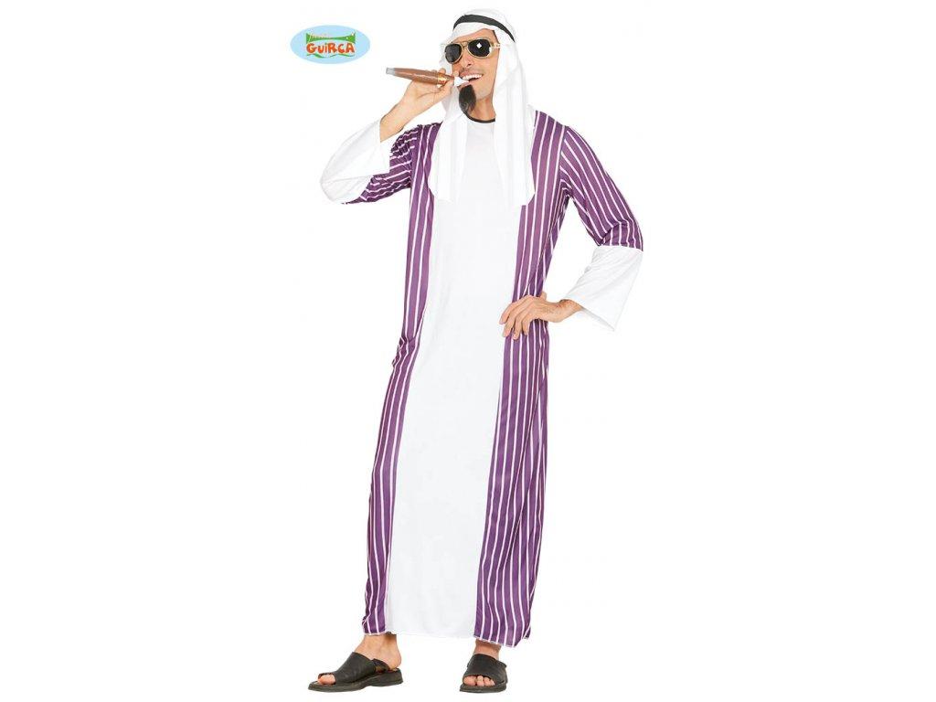 Šejk - kostým  pánský karnevalový kostým