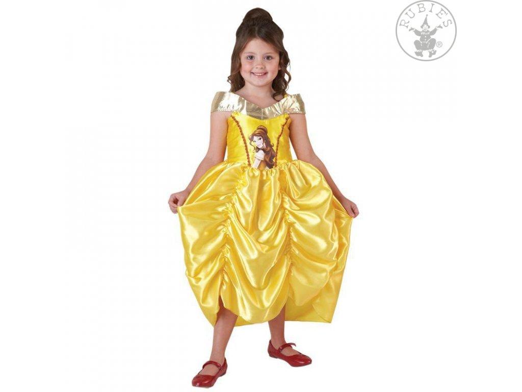 Golden Belle Classic Big Print - licenční kostým