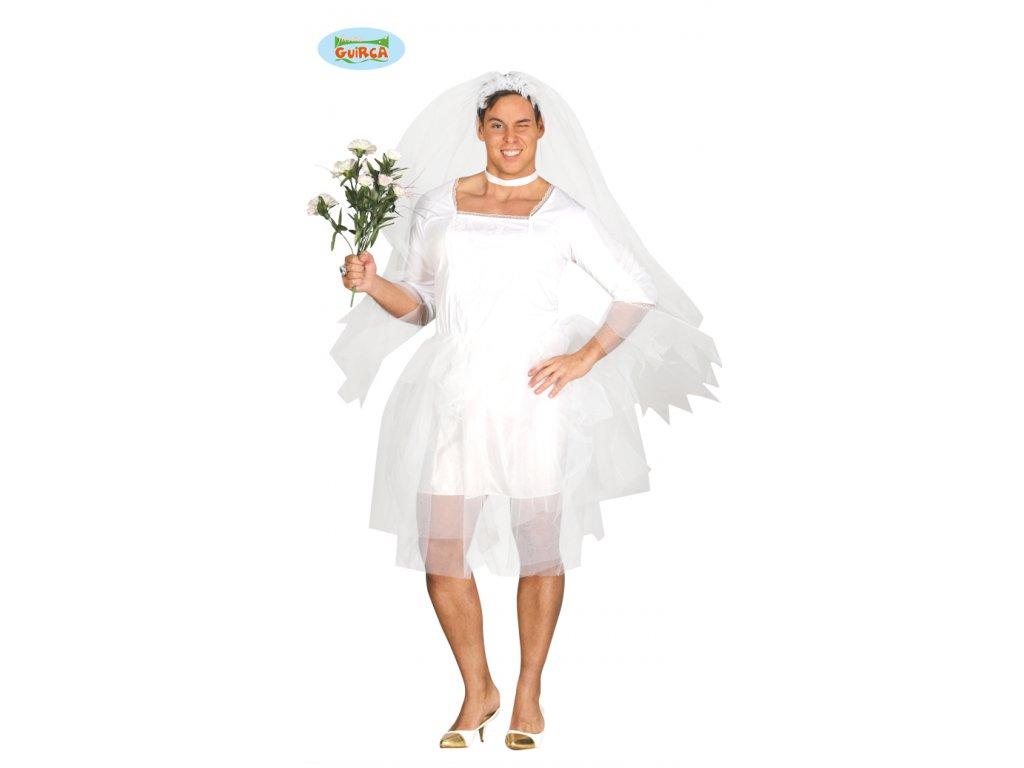 Nevěsta - pánský kostým