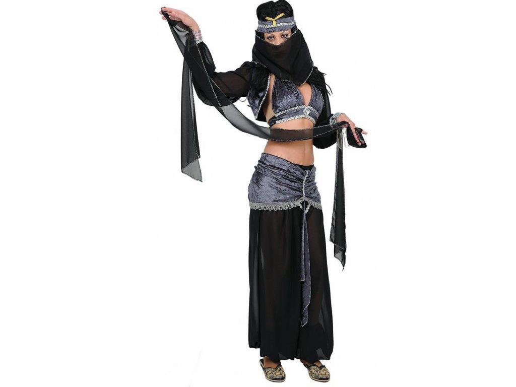 Tanečnice BELLY - kostým  dámský karnevalový kostým