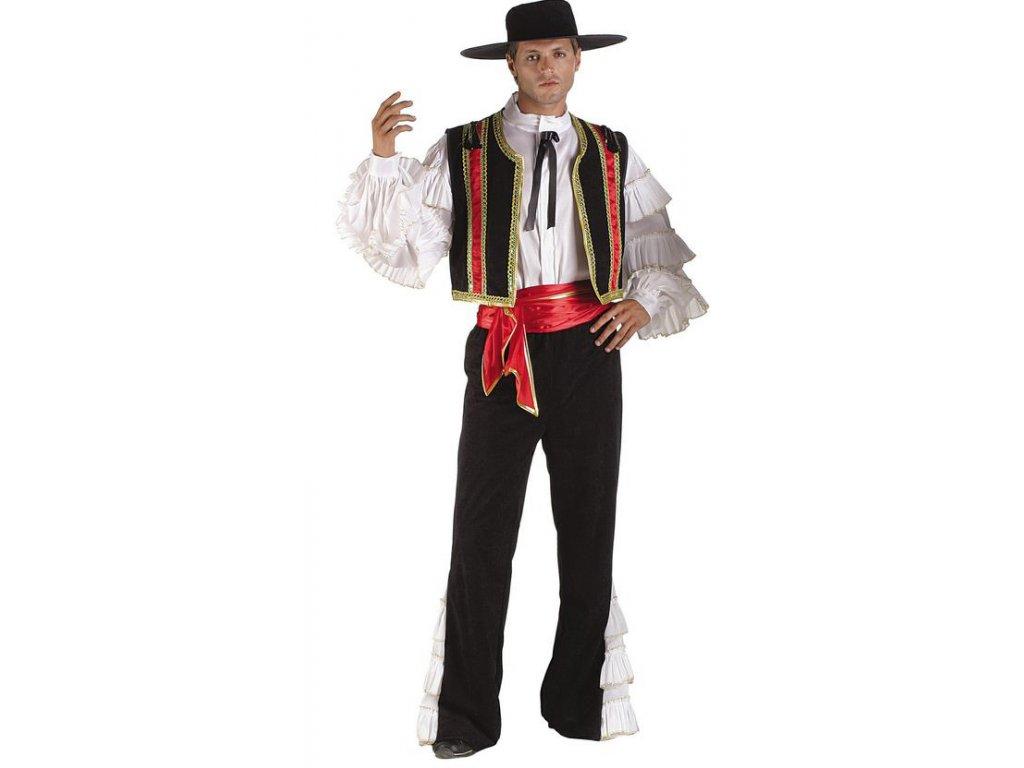 Španěl - kostým  pánský karnevalový kostým