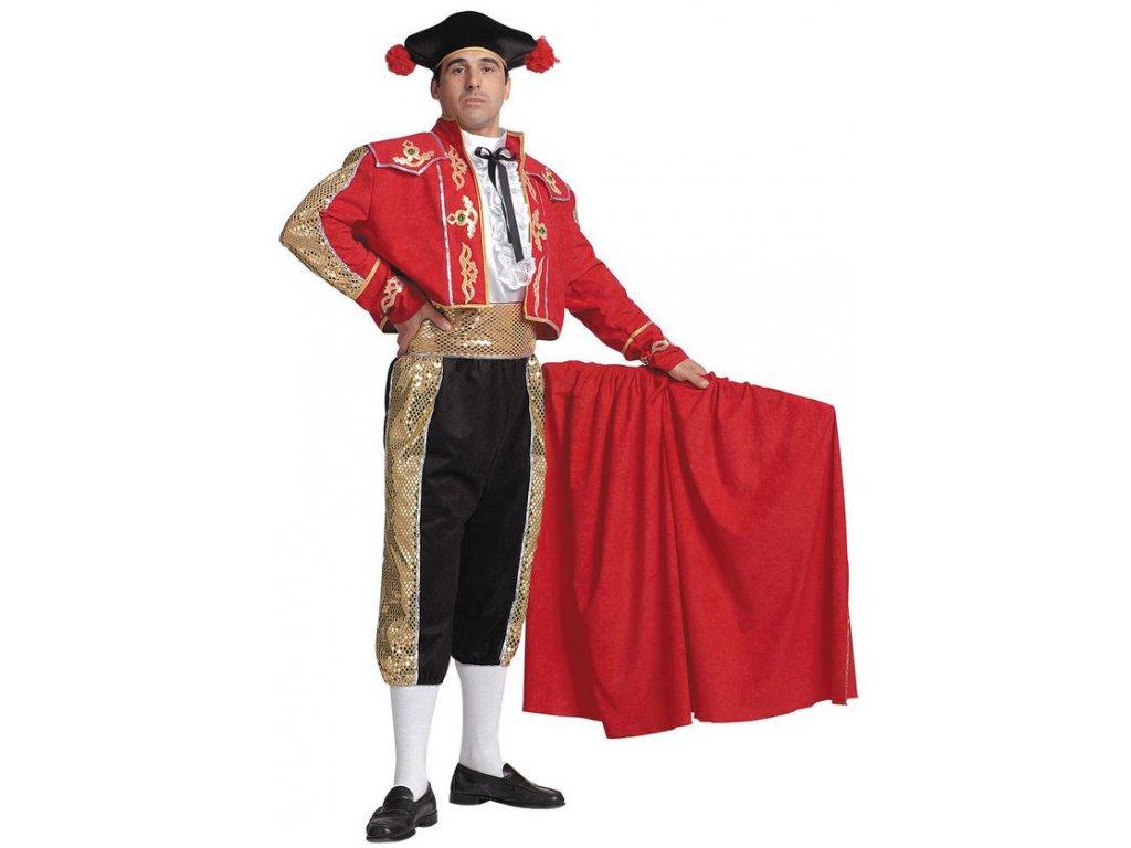 Torrero  - kostým 342343  pánský karnevalový kostým