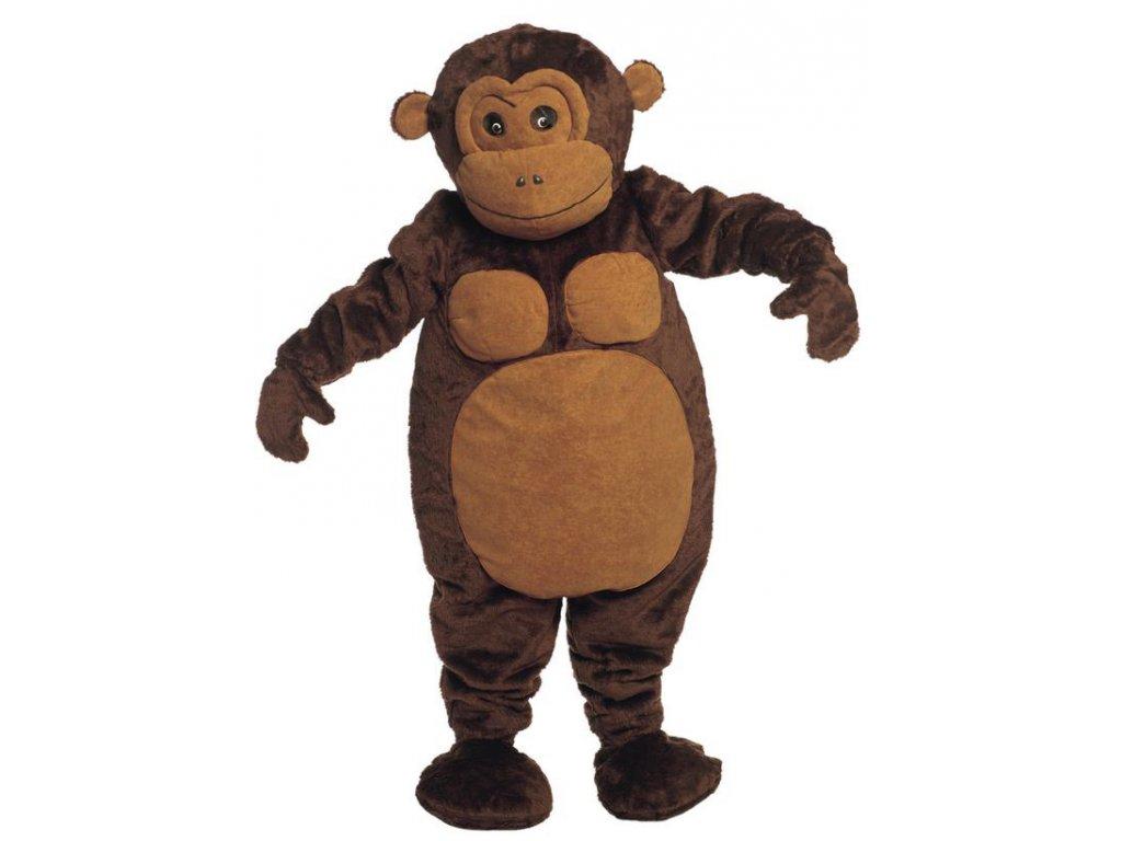 Opice - kostým  pánský karnevalový kostým