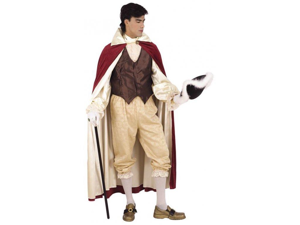 Casanova - kostým  pánský karnevalový kostým