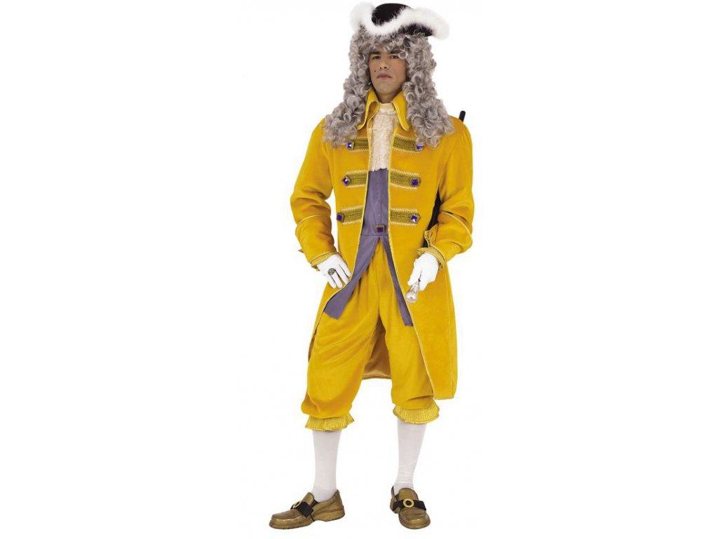 Markýz - kostým  pánský karnevalový kostým