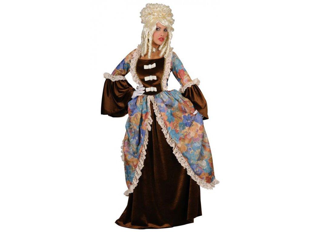 Hraběnka - kostým  dámský karnevalový kostým