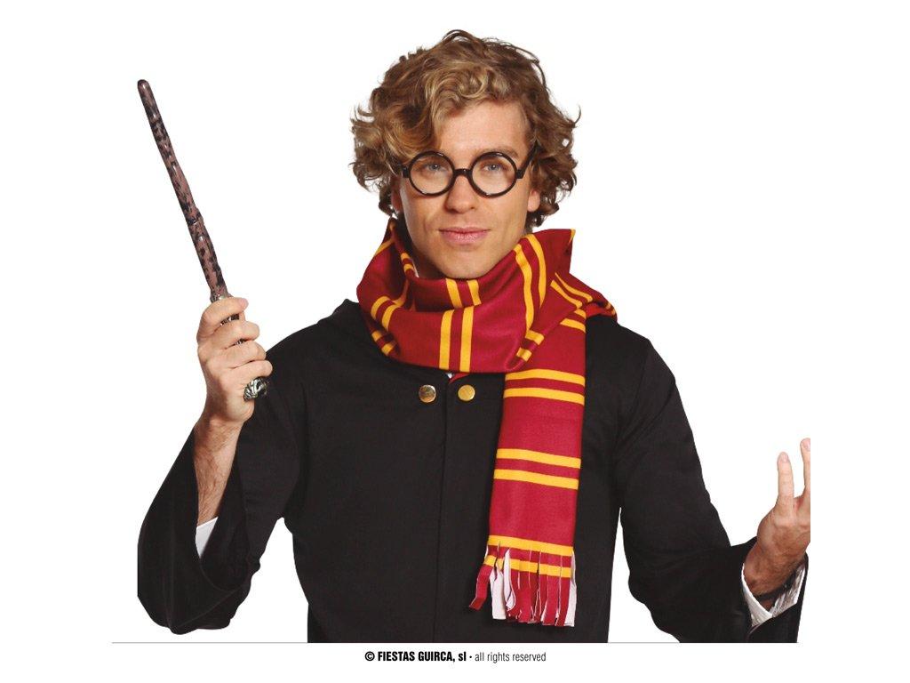 Šála a brýle pro malé čaroděje