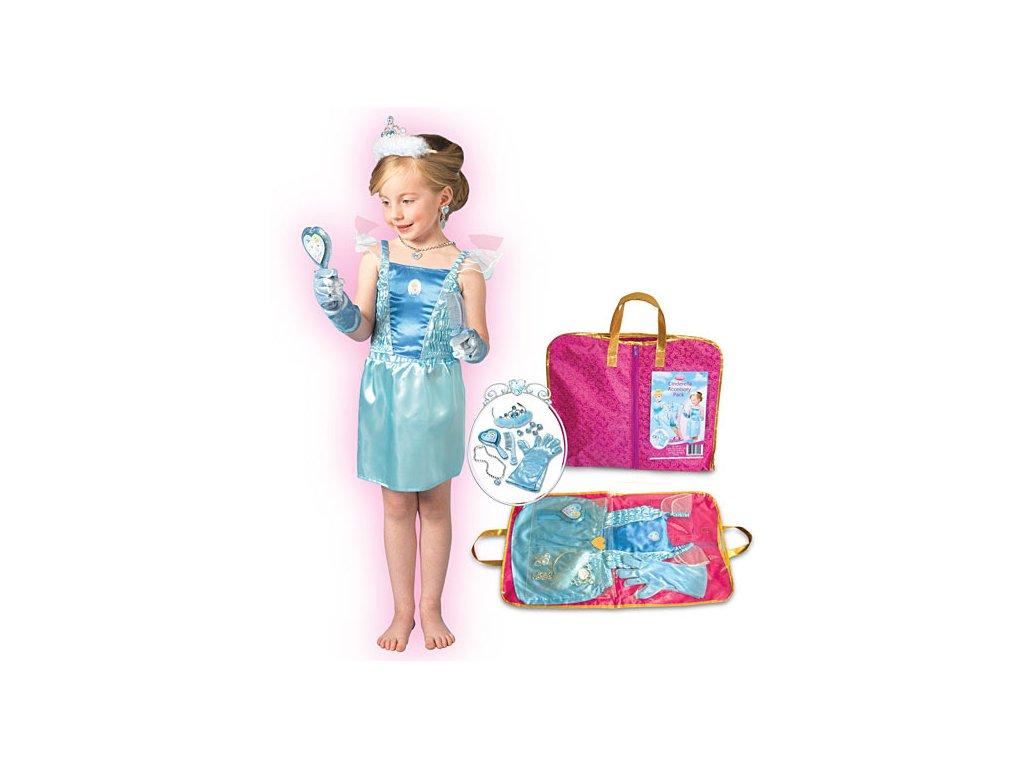 Cinderella  Beauty Suit - licenční kostým  dětský dívčí karnevalový maškarní kostým