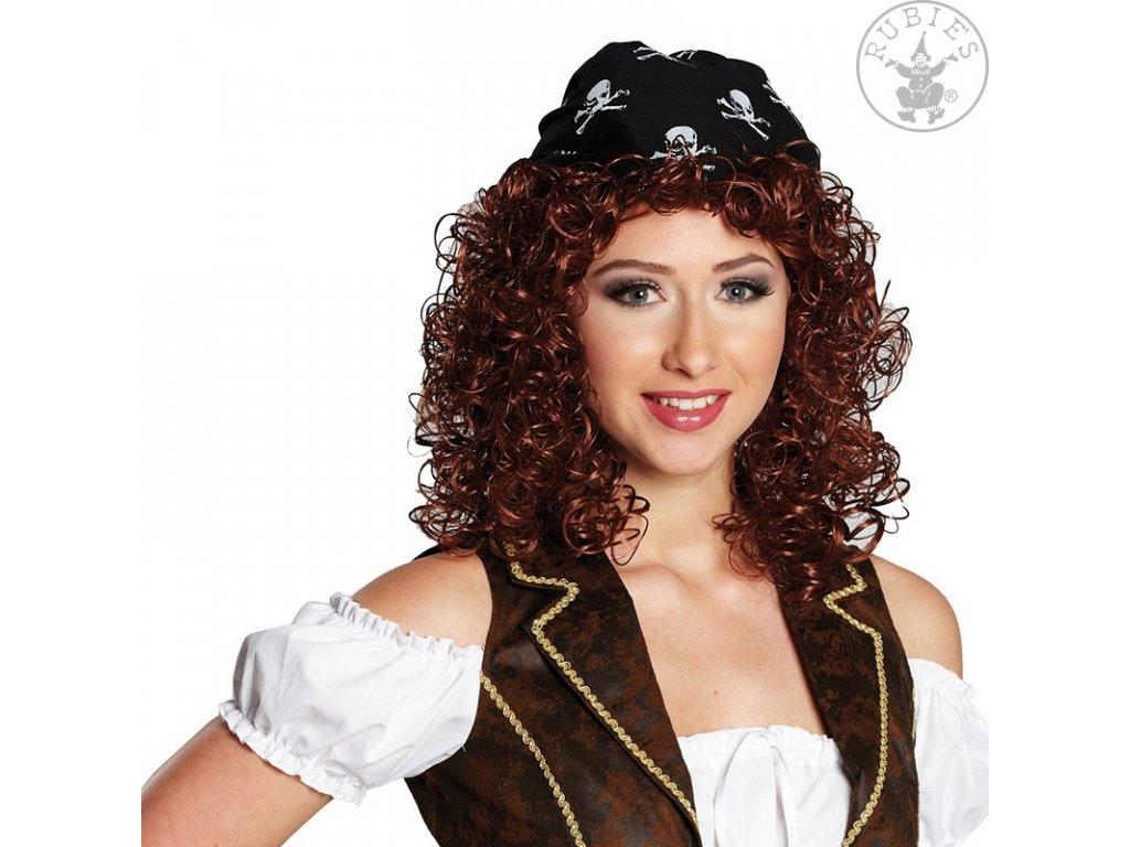 Pirátka - paruka
