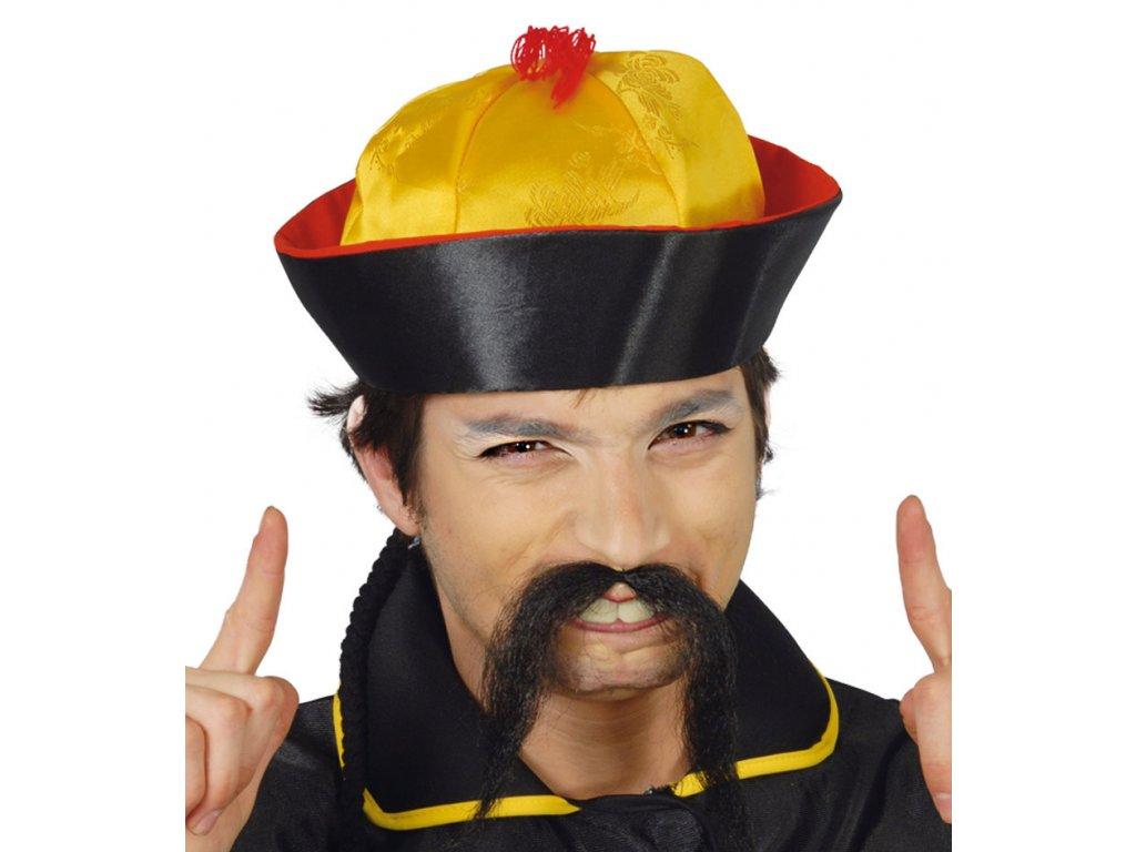 Čínský klobouček X