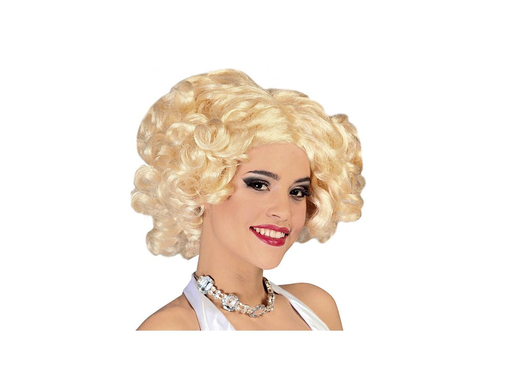 Paruka Marylin blond D