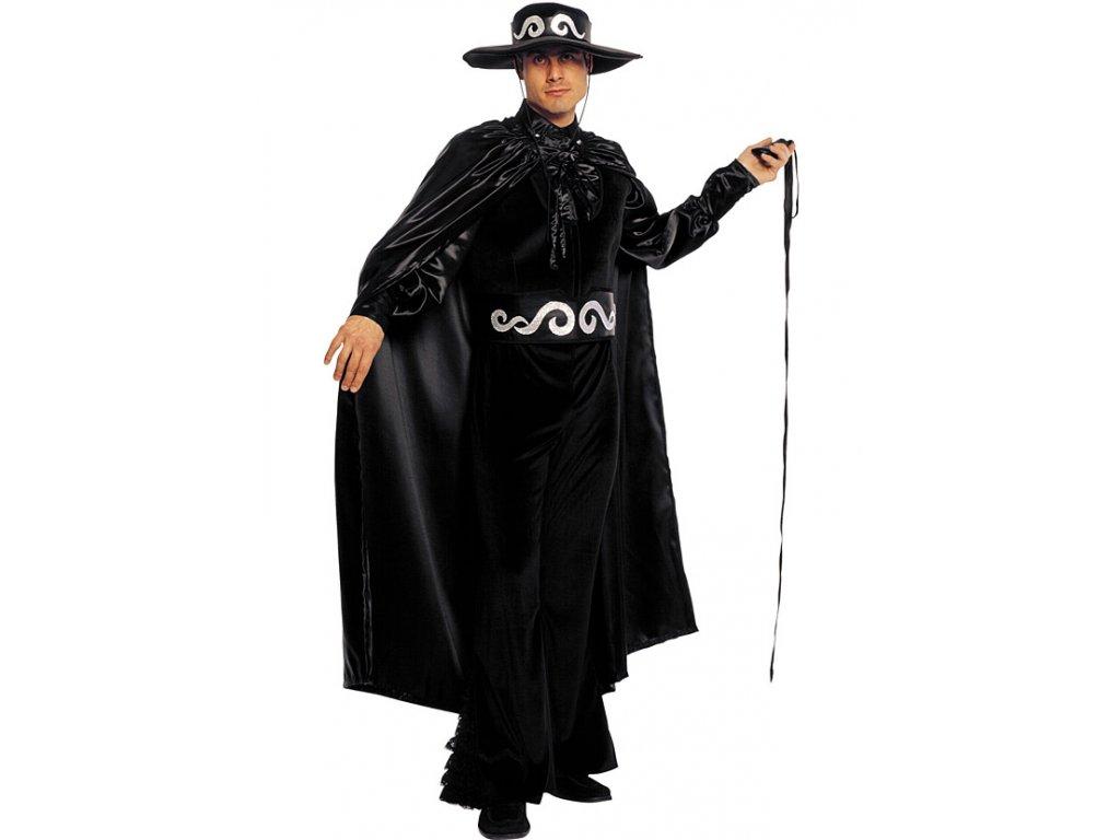 Muž s maskou  - kostým  pánský karnevalový kostým