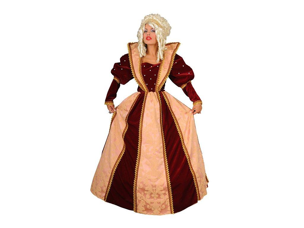 Lady  II  - kostým  dámský karnevalový kostým