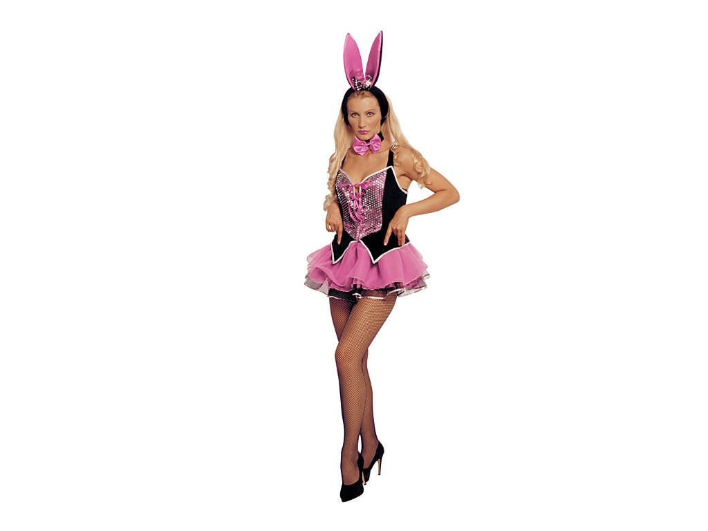 Bunny - kostým  dámský karnevalový kostým