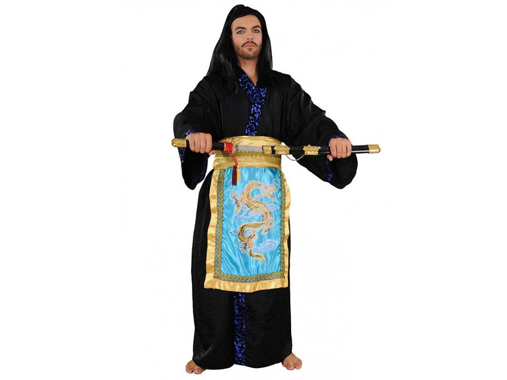 Chinesse Warior - kostým  pánský karnevalový kostým