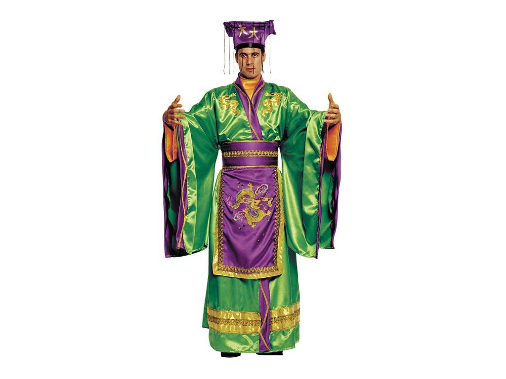 Mandarine - kostým  pánský karnevalový kostým