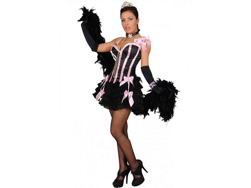 Kostým MOULEN ROUGE  dámský karnevalový kostým