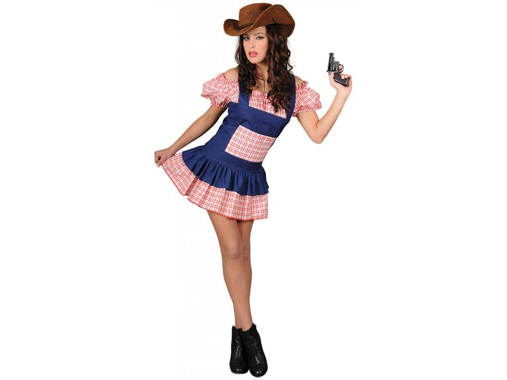 Kostým SEXY SALLON  dámský karnevalový kostým