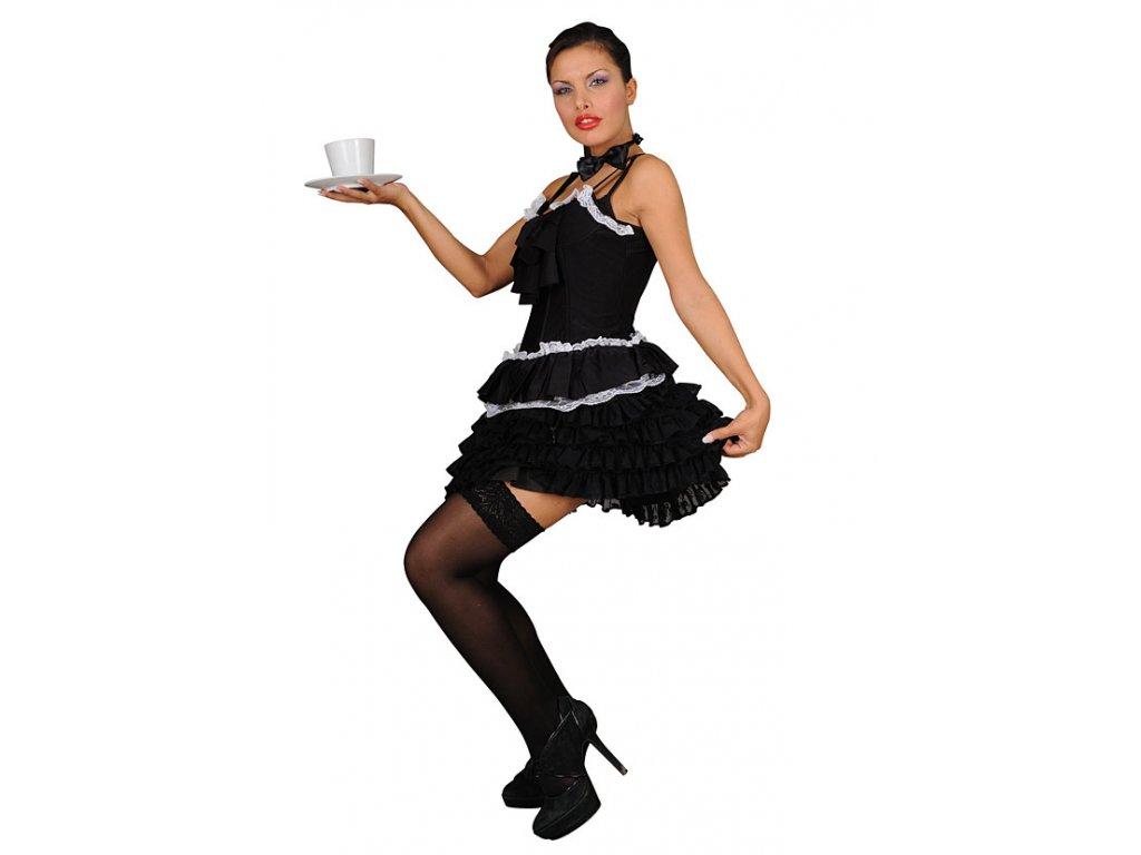 Kostým služebná  dámský karnevalový kostým
