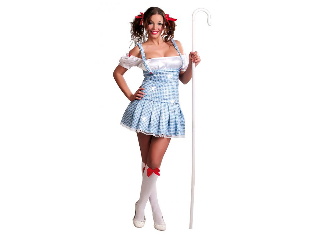 Kostým DOROTHY  D  dámský karnevalový kostým