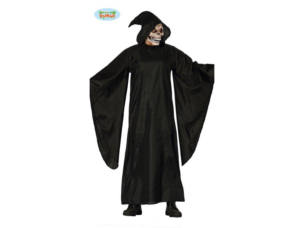 Tunika La mort  strašidelný pánský karnevalový kostým vhodný nejen na Halloween