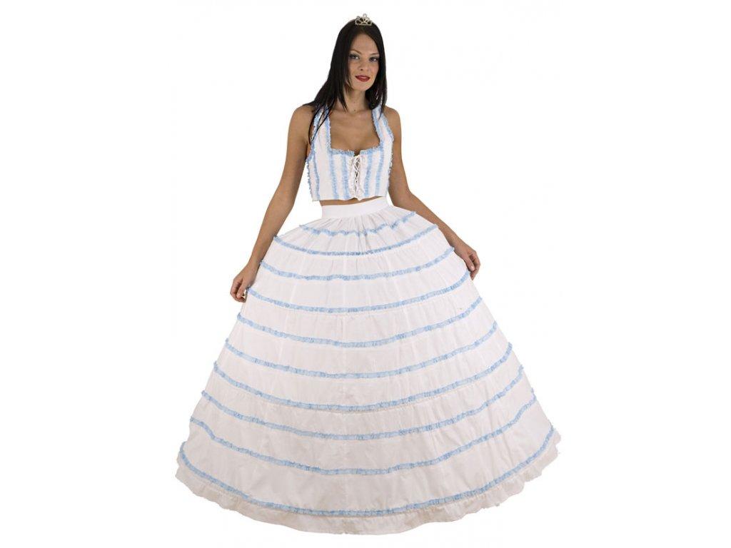 Tanečnice - kostým  dámský karnevalový kostým
